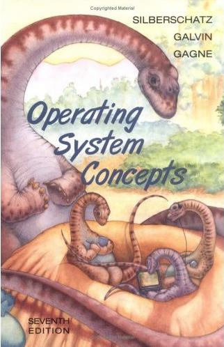 Operating system book by galvin